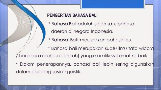 surat resmi bahasa bali