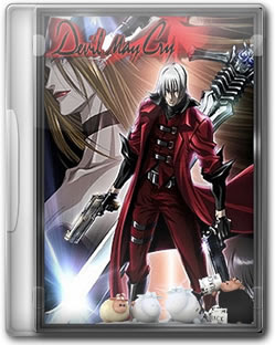 Anime Devil May Cry S01 Completa HDTV   Legendado