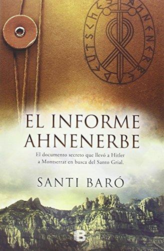 El informe Ahnenerbe