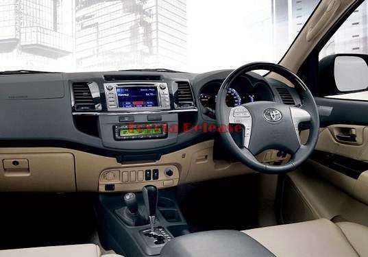 2016 Toyota Fortuner Price and Release Date