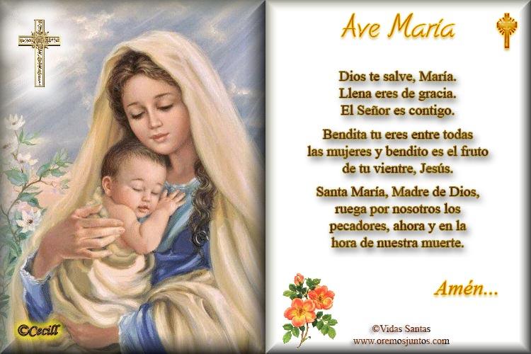 Vidas Santas: Ave María