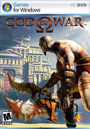 God Of War [Dios De La Guerra] PC FULL Español Descarga ISO DVD5