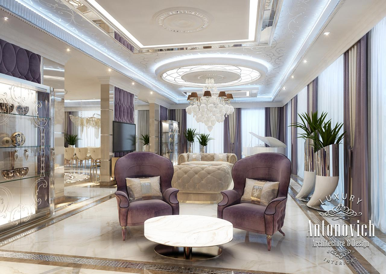 Luxury antonovich design uae luxury interior design dubai for Luxury house interior design