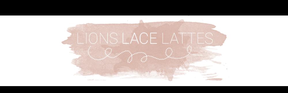 Lions Lace Lattes