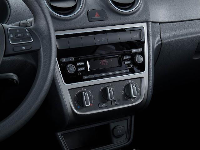 Novo Voyage 2014 Trend - console central