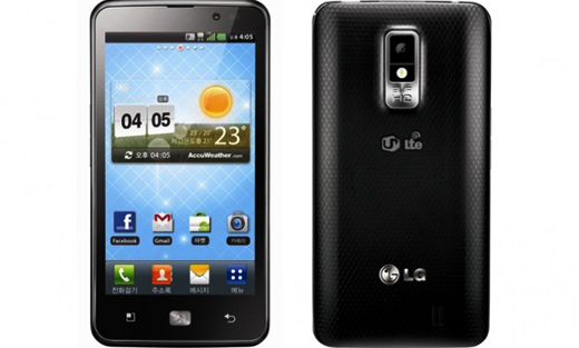 LG Elec unveils 4G phone, as mobile unit continues to struggle, LG introduces first 720p 4G LTE phone, dual-core LTE phone