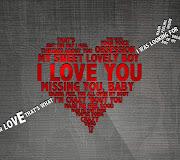 latest i love you 2 too hd wallpaper 2013 (love you too hd wallpaper )