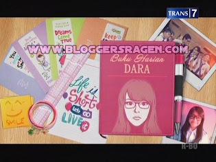 Buku Harian Dara FTV Kid