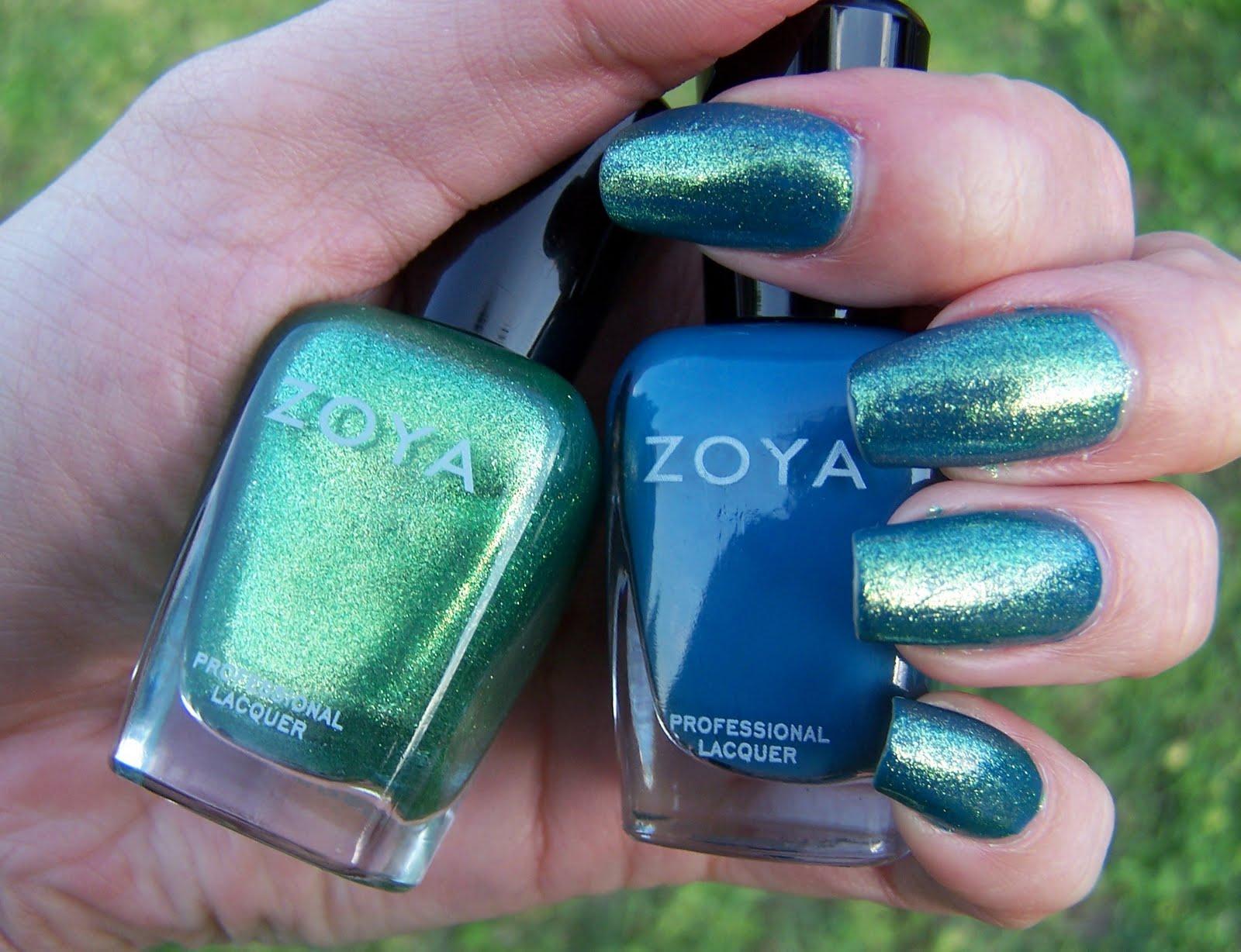 Zoya Brenna Concrete and Na...