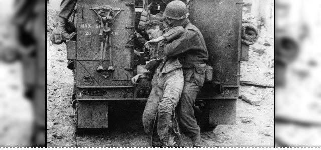 Hipernovas: 18 Fotos históricas e chocantes da Segunda Guerra Mundial (18 Imagens)
