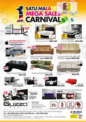 1Malaysia Furniture Mega Sales