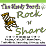 Rock 'N Share #linky #linkyparty #linkyfeatures