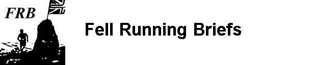 Fell Running Briefs