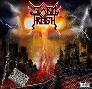 Stormtrash EP Portada