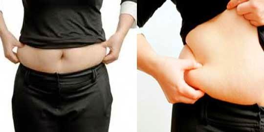 Cara Menghilangkan Lemak Berlebihan