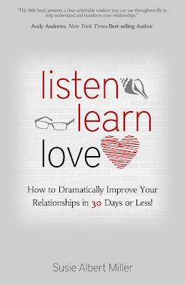 Listen Learn Love, how to dramatically improve your relationships in 30 days or less. #relationships #marriage #parenting #friendships