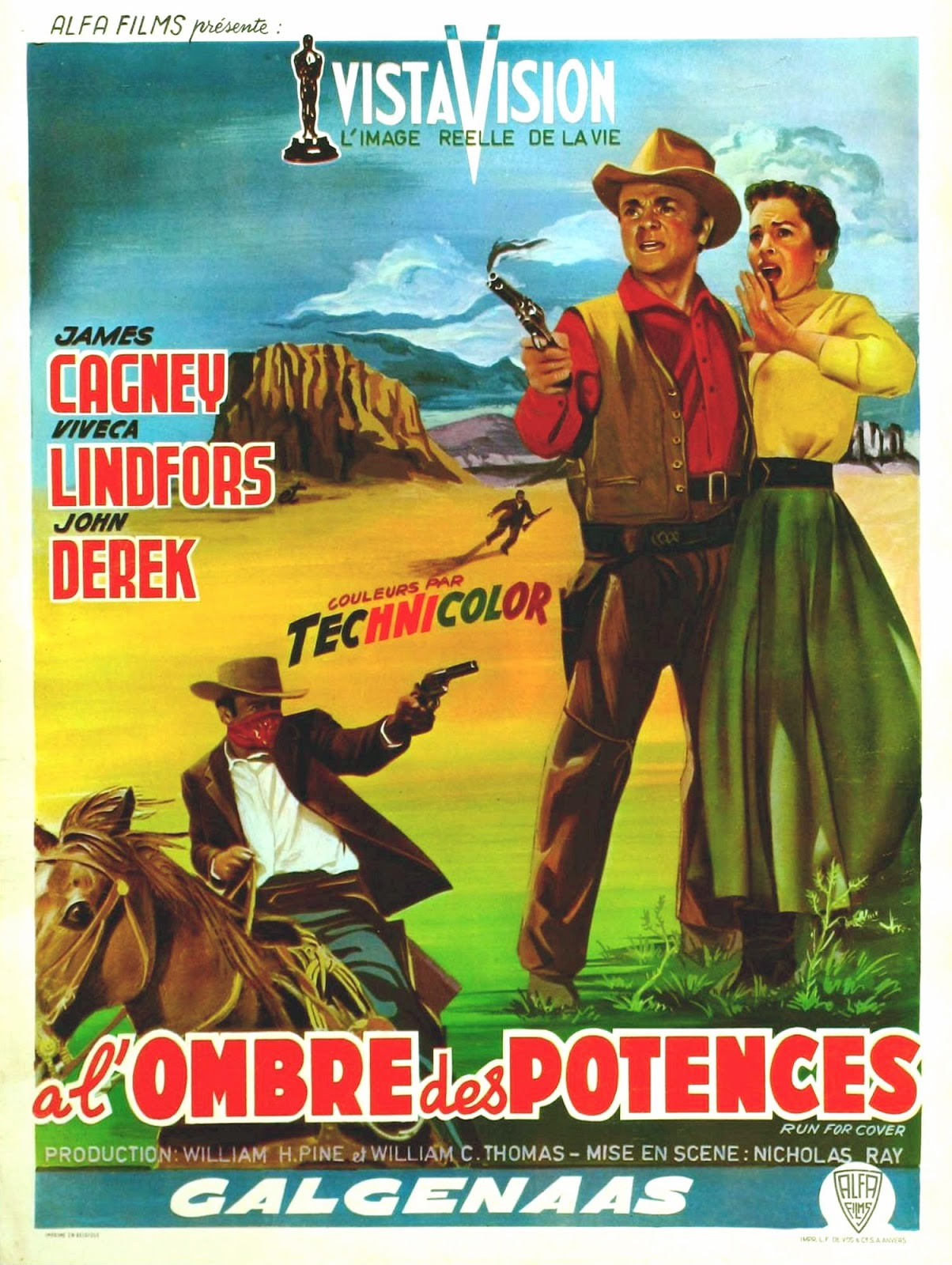 Run for Cover (AKA Colorado) | 1955 | Busca tu refugio