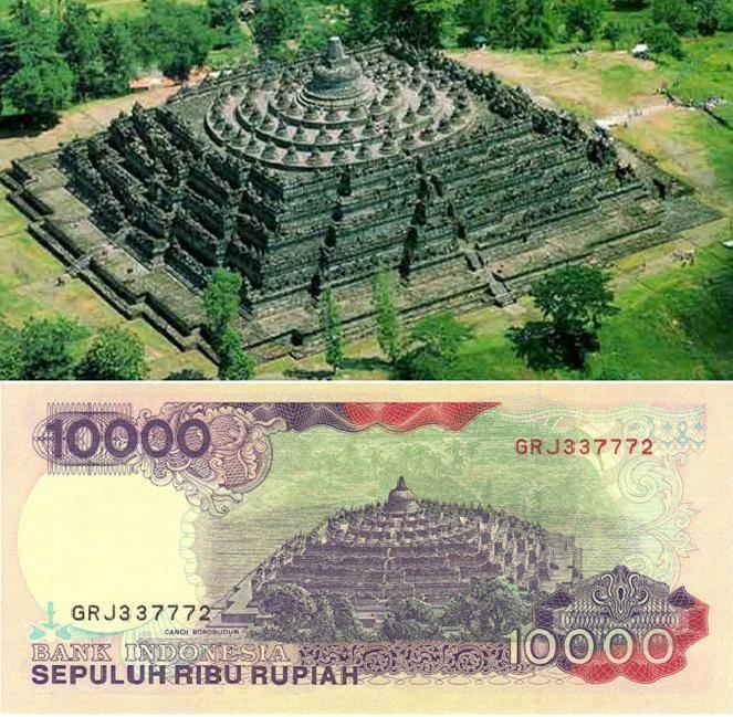 Gambar dalam pecahan mata uang NKRI dan wajah aslinya | Cyberfrogteam ...