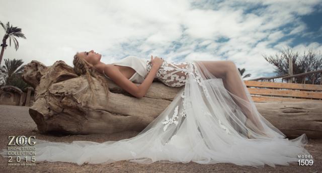 Divinos vestidos de novias | Colección Sigi Sonego
