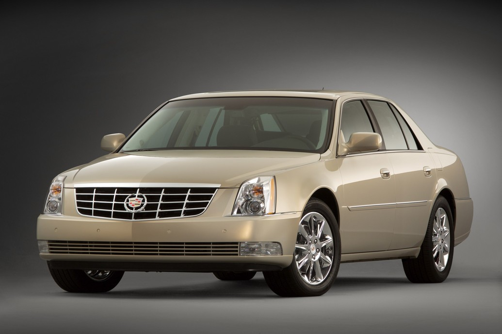 Aleena Latest Cars Cadillac Dts Luxury Car