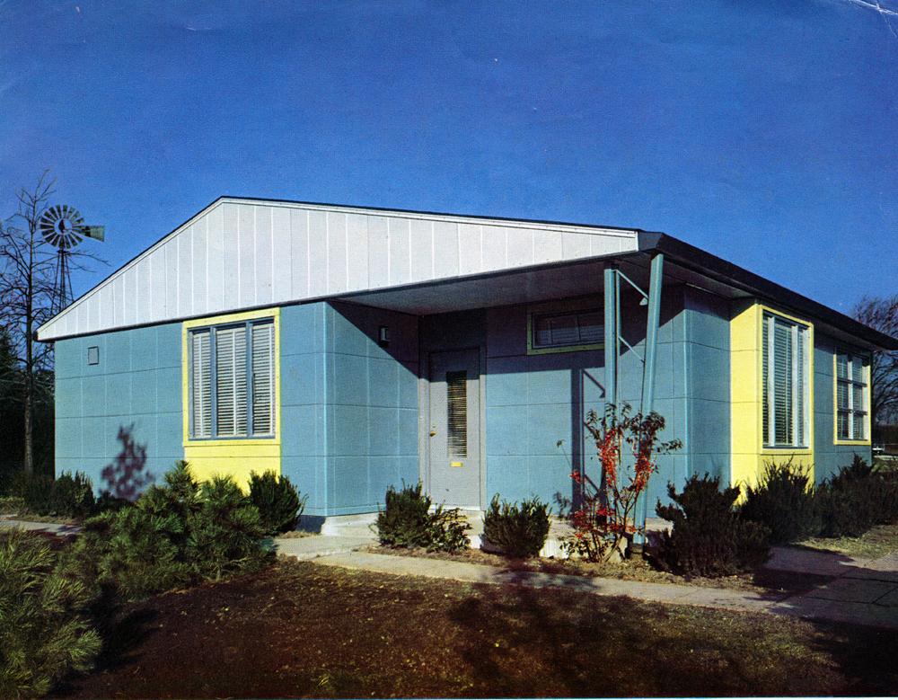 Esquire model home