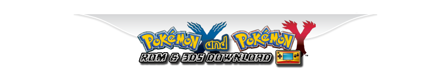 Download Pokemon x and y Rom 3DS
