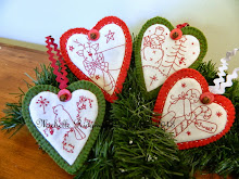 **CHRISTMAS HEARTS**