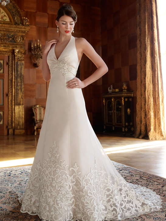 wedding dress business sexy halter wedding dresses at a discount