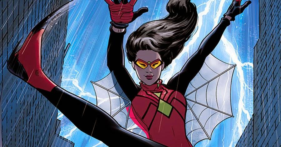 Spider-Woman - Jessica Drew - Traje nuevo - Javier Rodríguez