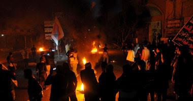 حبس 6 متهمين فى اشتباكات المقطم فى جمعة رد الكرامة