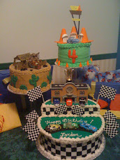 Jordan's 4th Birthday