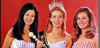 TOP TRES MISS BRASIL 1967