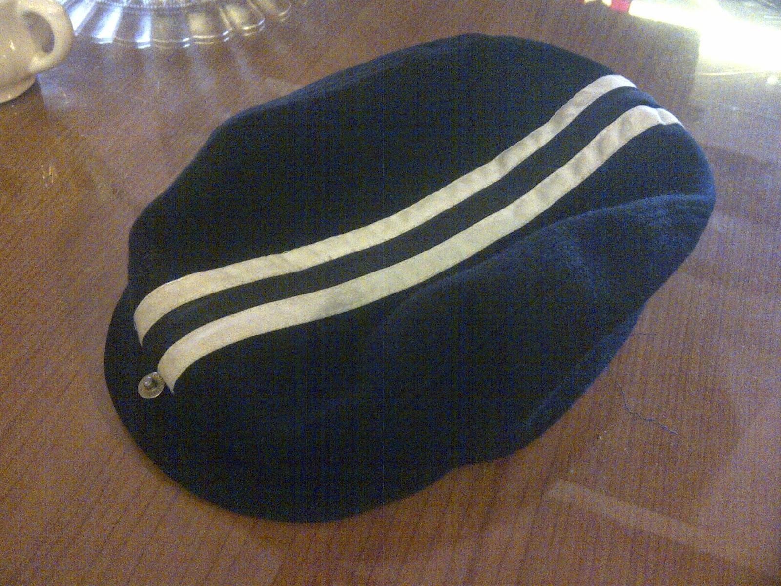 topi bahan wool