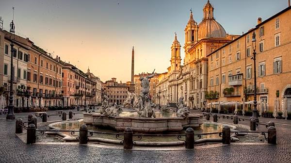 GLI ACQUEDOTTI DI ROMA: L'ACQUA VERGINE