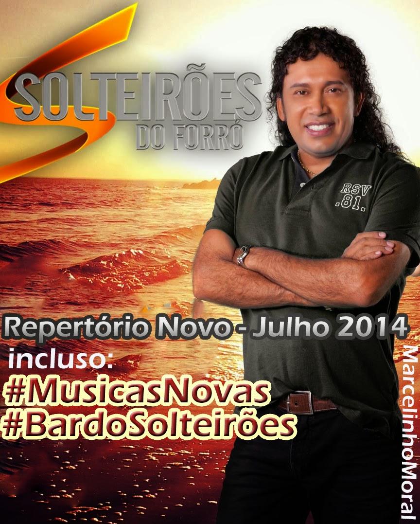 Solteirões Do Forró - Repertório Novo - Julho2014