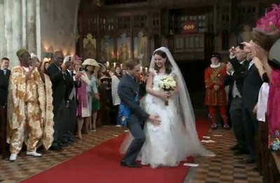 The T-Mobile Royal Wedding