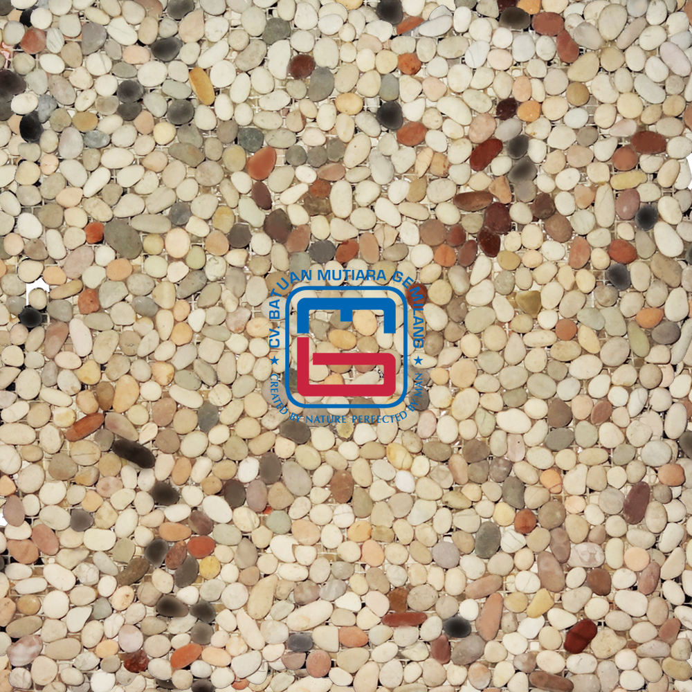 cv batuan mutiara gemilang produce pebbles mesh sliced. Black Bedroom Furniture Sets. Home Design Ideas