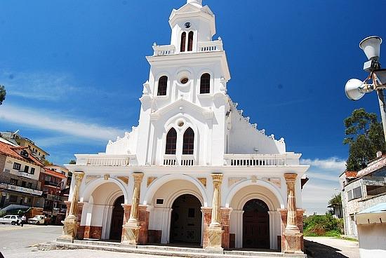 Cuenca ciudad de encantos for Ministerios del ecuador