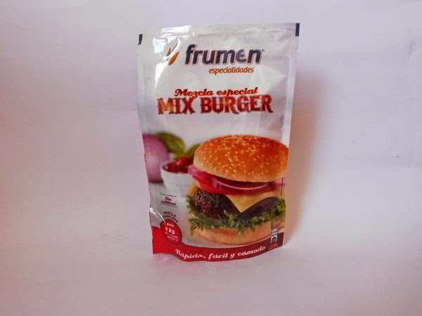 FRUMEN MIX BURGER