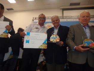 EDUARDO VASCONCELOS RECEBE CERTIFICAÇÃO DO SELO UNICEF