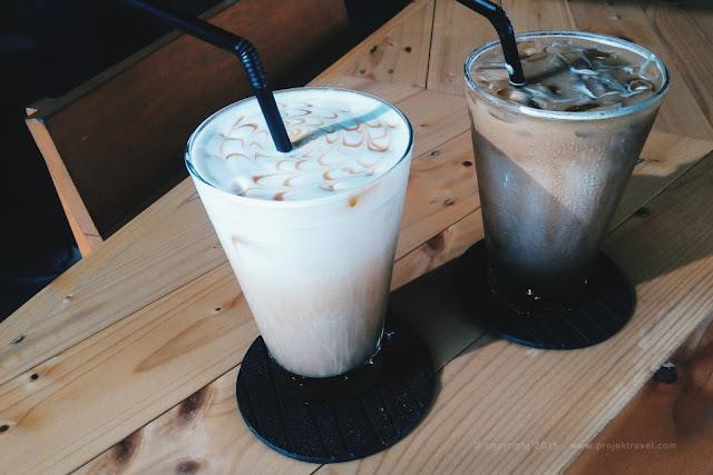 Caramel Macchiato Iced - Cafe Mocha Iced