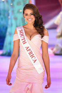 Miss World 2014 ROLENE STRAUSS Picture Gallery