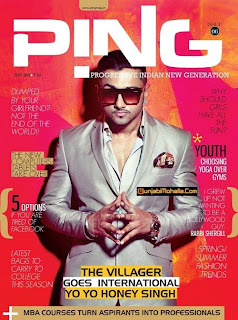 Honey singh photoshoot