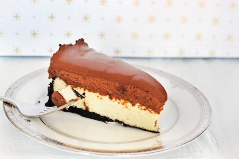 Chocolate Mousse Cheesecake — Pass the Cocoa