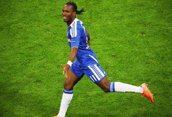 El futbolista marfileño, Didier Drogba con el Chelsea | Ximinia