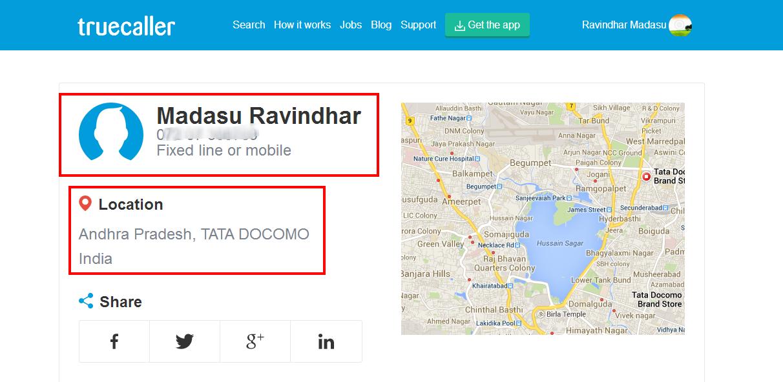 Mobile Number Tracker, mobile number locator on google maps