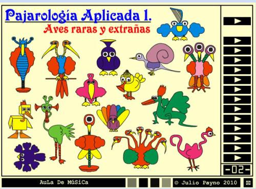 http://gerardodiegoaulademusica.blogspot.com.es/2010/03/pajarologia-aplicada.html#links