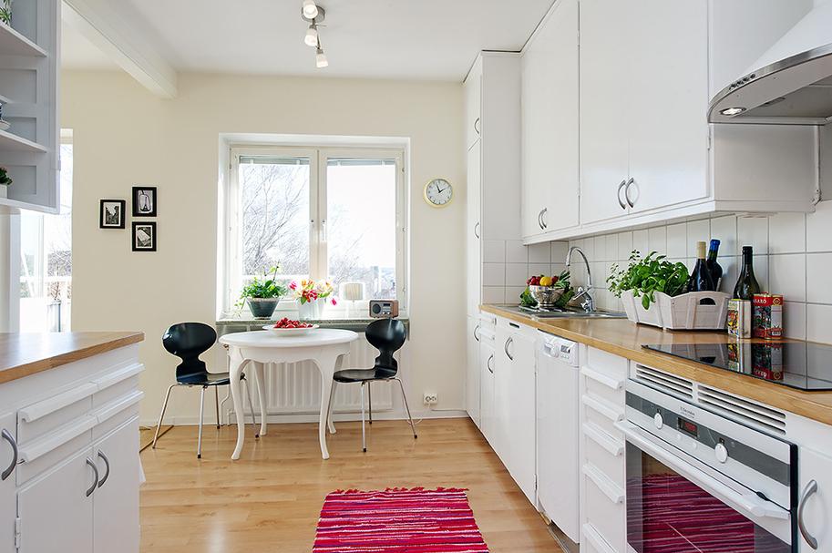Doos interiorismo una casa muy nordica con detalles low cost - Interiorismo valladolid ...