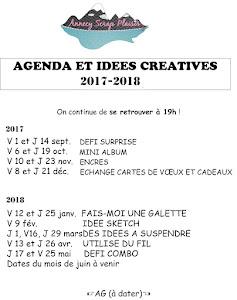 DATES 2017-2018