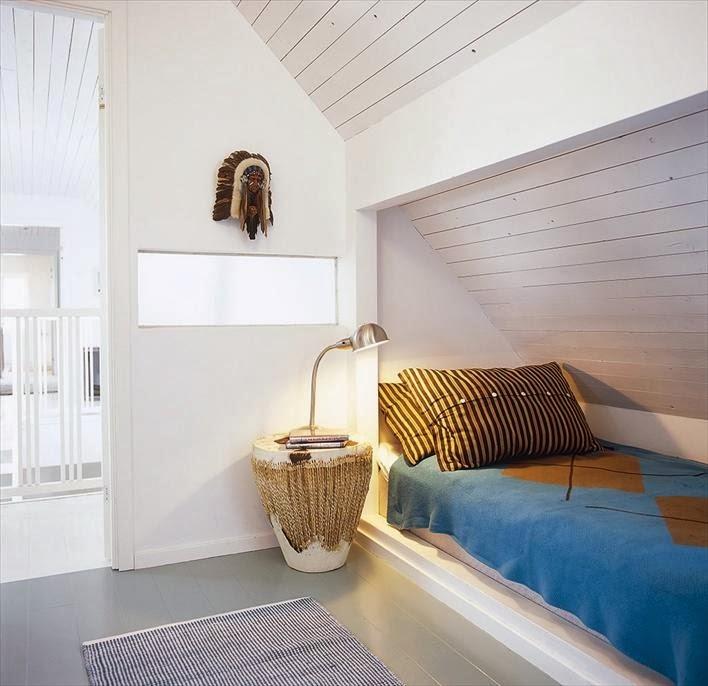el continente elegido las buhardillas pero estos dormitorios estn lleno de ideas y detalles para cualquier habitacin